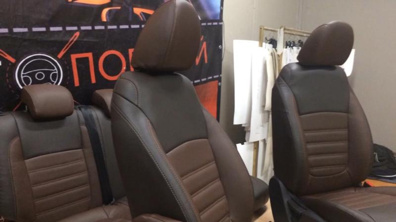 Авточехлы на Lada Vesta