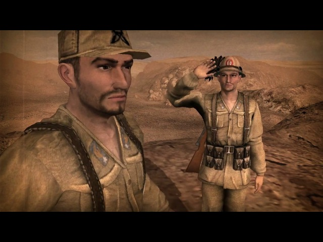 Codename Panzers – Phase Two All Cutscenes (Russian Full HD Game Film) (2005)