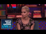 Zoe Kravitz Dishes On The Charlize Theron And Tom Hardy Feud | WWHL