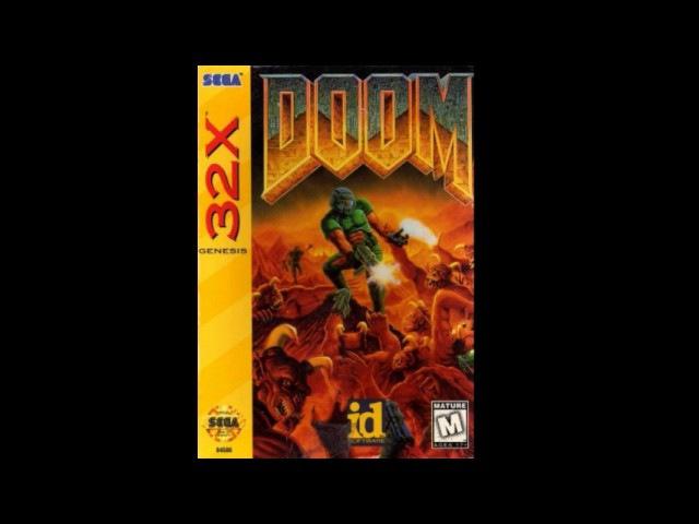 Doom 32x OST - At Doom's Gate