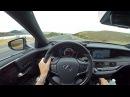 2018 Lexus LS 500 RWD w Executive Package POV Test Drive