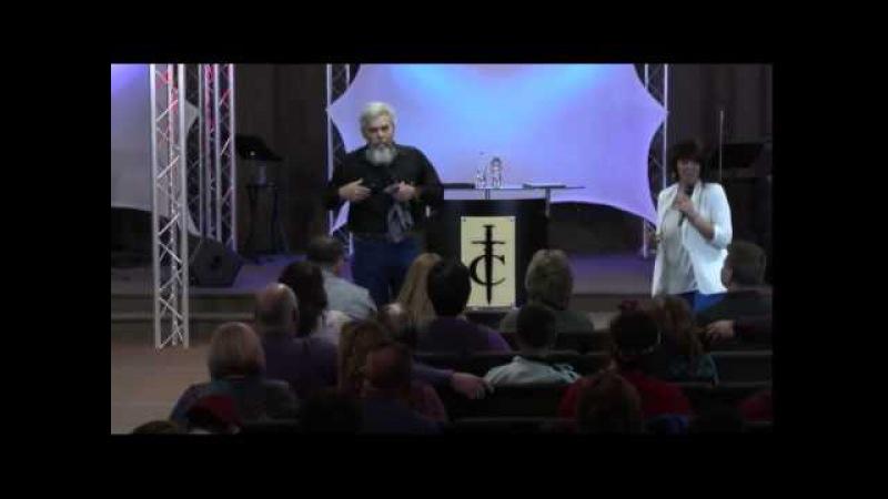 Как воскрешать мёртвых? Давид Хоган David Hogan ч2 (17.05.2014) Resurrection Glory Conference TCCI