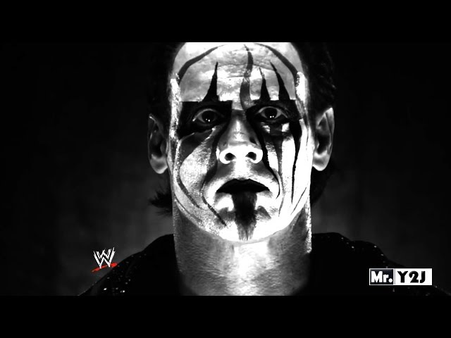 WWE Sting Debut Titantron Entrance Video 2015