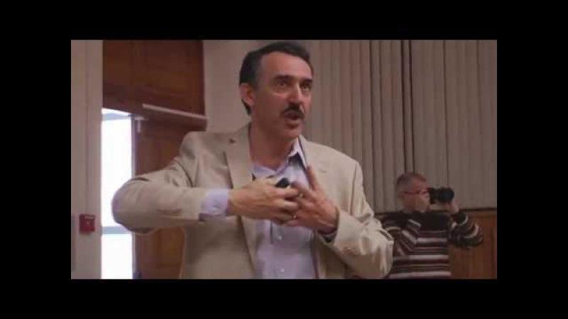 Вторая лекция АНДРЕЯ СЕРОГО, профессора, директора Института имени Джона Адамса...