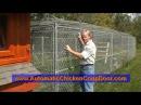 A Tour of our Chicken Coop Automatic Chicken Coop Door Opener