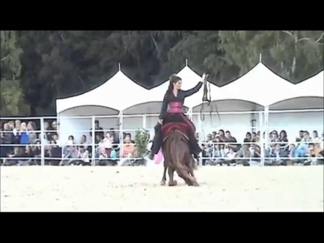 Лезгинка на коне