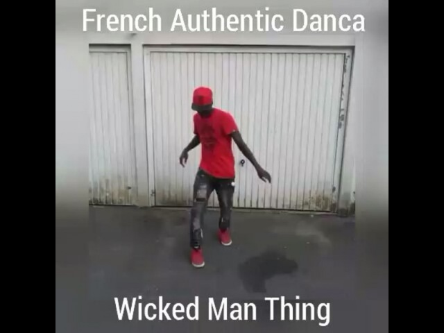 Wicked man thing by French Authentic Danca