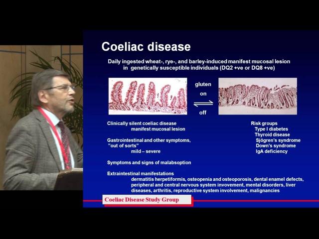 Маркку Маки (Markku Mäki), Целиакия (Coeliac disease) в 2016 г.