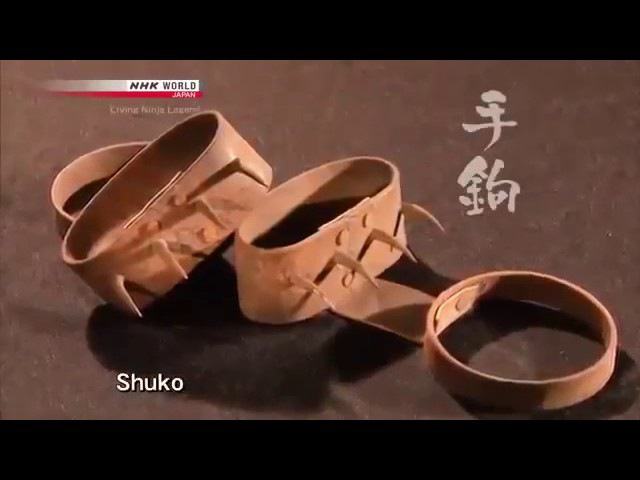 Bujinkan documentary masaaki hatsumi Ninjutsu