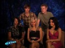 Part 2 - High School Musical 2 Cast Interview at Extra