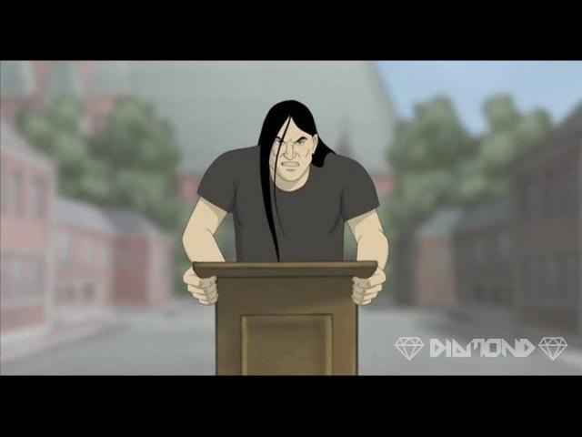 МЕТАЛЛОПОКАЛИПСИС/METALOCOLYPSE КРУТОЙ МОНОЛОГ НЭЙТАНА