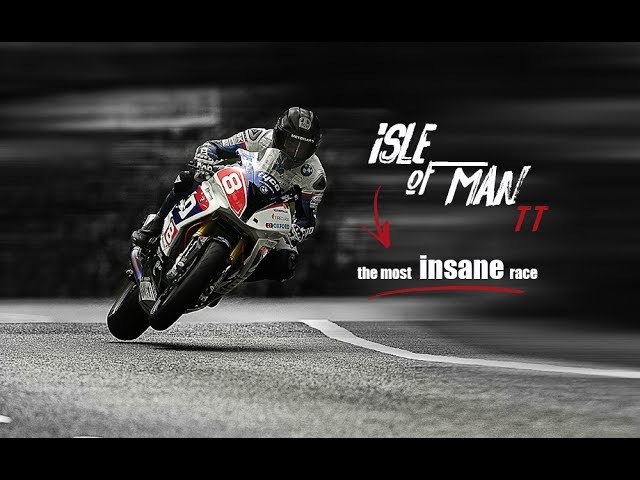ISLE of MAN TT ►Extreme race ✔️[TRIBUTE] ᴴᴰ