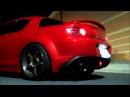 RX 8 w HKS Hi Power and Racing Beat Dual Resonated Midpipe