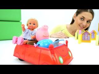 Куклы #БАРБИ и ШТЕФФИ в магазине. ШТЕФФИ 👧 потерялась! Видео для детей с игрушками