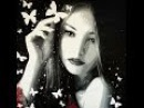 Portrait Paintings by Nathalie Mulero Fougeras | Pictures with Butterfly of Happiness | HD