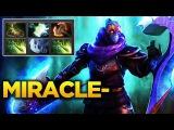 Miracle- Signature Hero Anti-Mage 9k Gameplay Dota 2