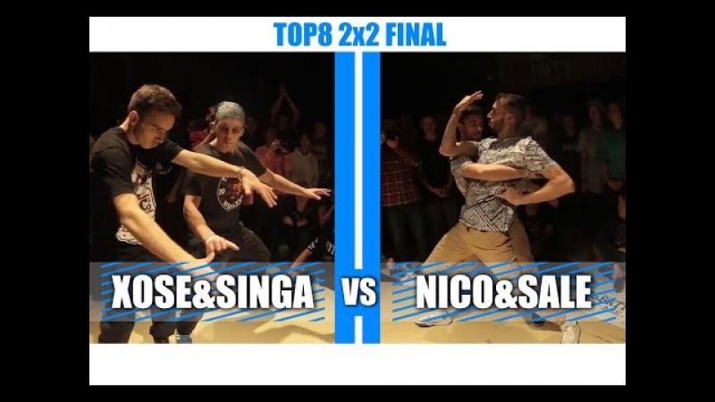 MOVEPROVE VI | TOP8 2х2 | FINAL | Sale Nico vs Xose Singa