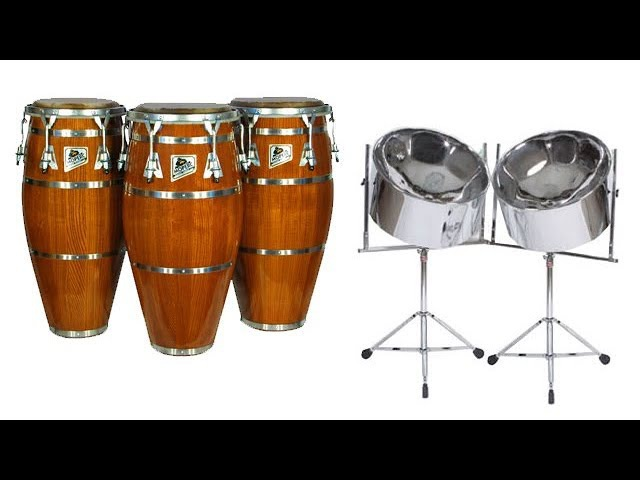 How It's Made - CONGA DRUMS STEEL DRUMS