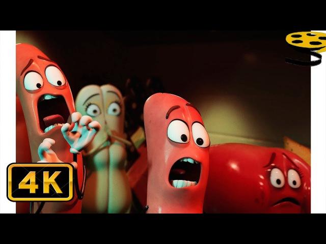 Продукты узнают Правду о том что их едят Полный расколбас 4K ULTRA HD
