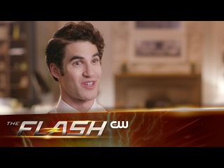 The Flash | Darren Criss Interview | The CW