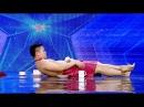 Naked Comedian - Georgia's Got Talent | შიშველი კომიკოსი - ნიჭიერი