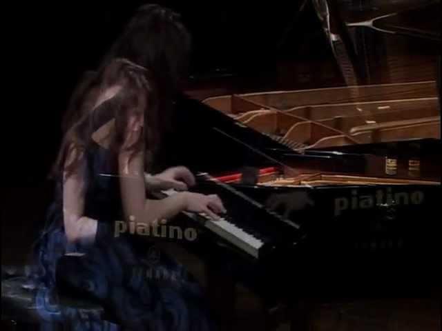 (12) J.Brahms, Paganini Variations Op.35 (book I). Ilona Timchenko, piano.