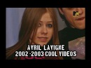 RARE Avril Lavigne 2002-2003 cool videos