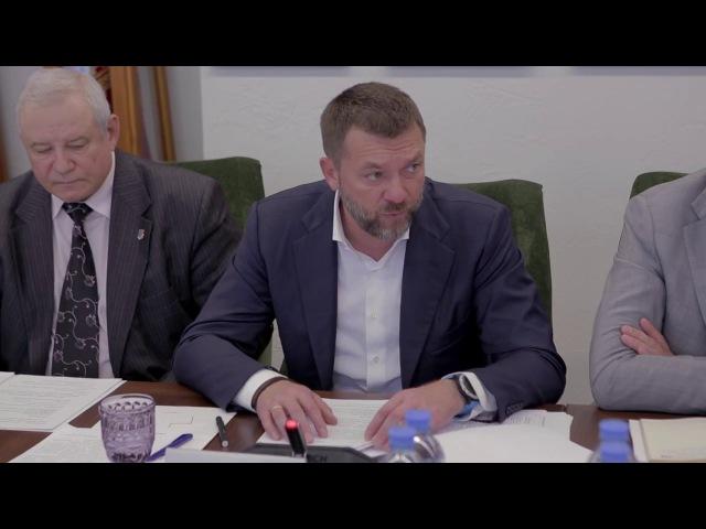 Заседание Президиума Центрального совета ВООВ «БОЕВОЕ БРАТСТВО»