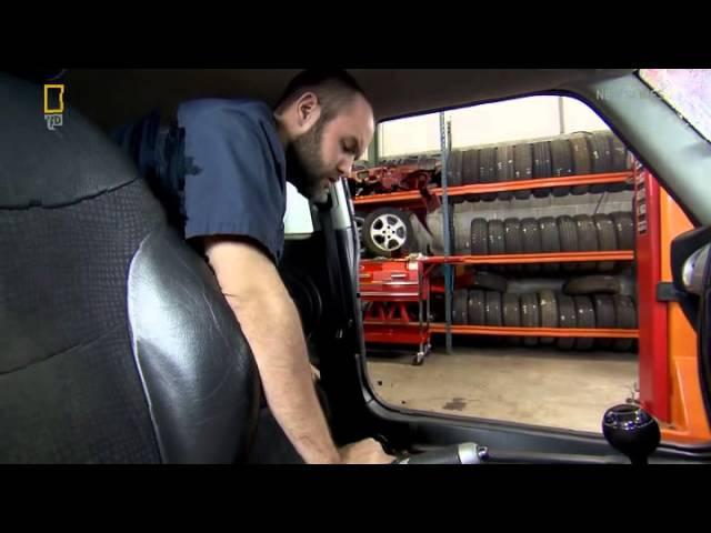 Машины разобрать и продать (1 сезон, 4 серия)