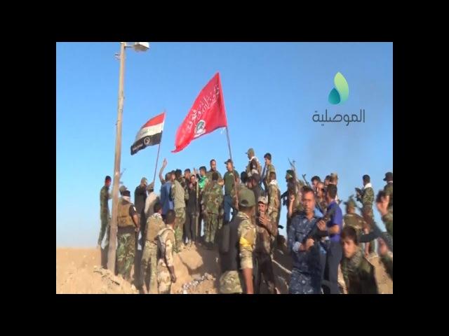Силы безопасности ирака в деревне Шакули и контролируют Хазарскую область между Мосулом и Эрбилем....