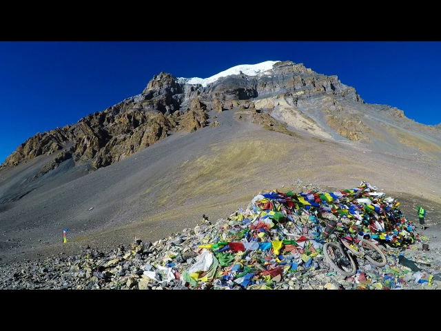 NEPAL 2017 - Annapurnas and Mustang with Jey Clementz and friends