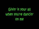 Pitbull - Hey Baby (Drop It to the Floor) ft. T-Pain + Lyrics on Screen - HQHD