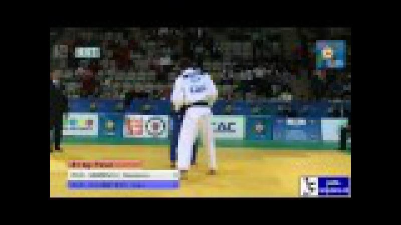 Stanislav Semenov (RUS) - Alan Khubetsov (RUS) [-81kg] final