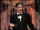 Kevin Kline Wins Supporting Actor 1989 Oscars