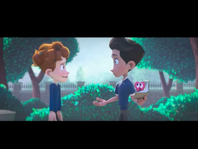В такт с биением сердца | ЛГБТ-мультфильм | Трейлер | In a Heartbeat