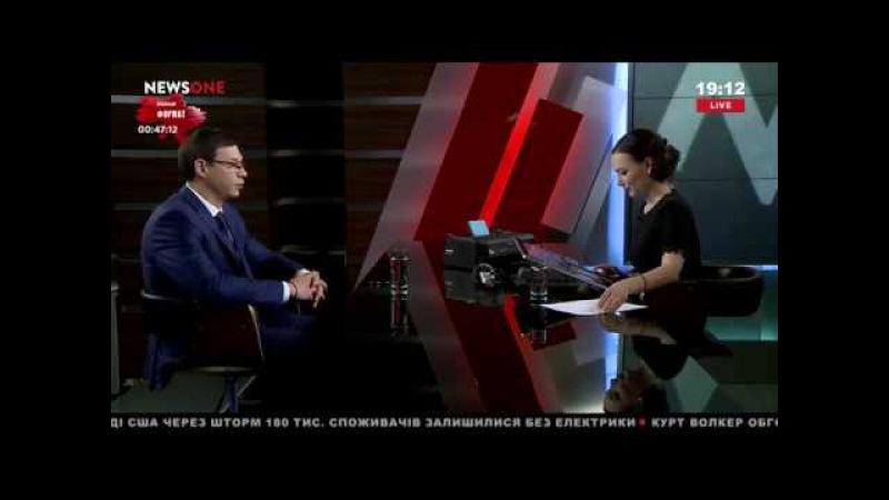 Евгений Мураев в Большом вечере на телеканале NewsOne 15 11 17