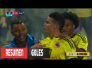 Peru vs Colombia 1-1 RESUMEN GOLES HD [Goals-Highlights] Eliminatorias Rusia 2018 10/10/2017