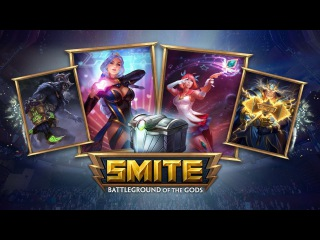 SMITE - Introducing the SWC 2018 Digital Loot Pack!