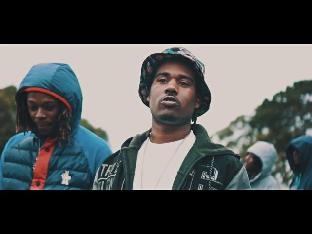 KE - Running Man ft. ICE Drew Beez | Dir @YOUNG_KEZ (Official Music Video)