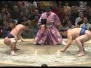 Январский турнир по Сумо 2012, 13-15 дни Хатсу Басё Токио / Hatsu Basho Tokyo