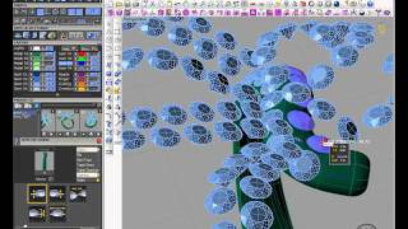 Моделирование ювелирного украшения в Matrix Кольцо Бант