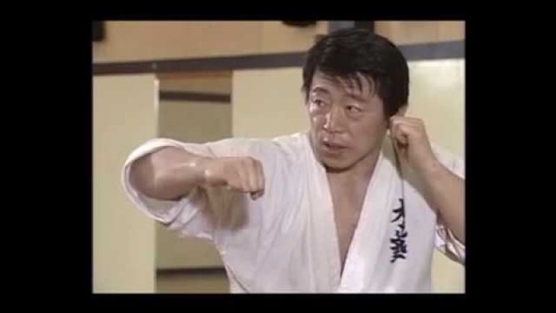 Кудо, мастер класс от Адзумы- часть 1 (Daido Juku Karate Do Ku Do 1)