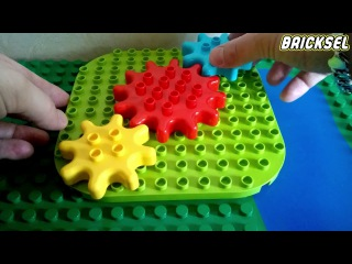Обзор карусели LEGO DUPLO 10845 (Review of the carousel LEGO DUPLO 10845)
