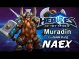 Heroes of the Storm - Quick Match - Muradin (2)