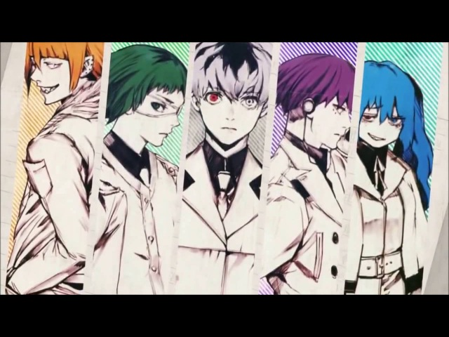 Tokyo Ghoul Re: (Trailer/Oficial)