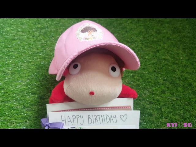 0922YooJungDay ❤ 생일 축하해요 김유정 🐙