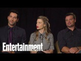 'Lucifer' Cast Hints At A Love Triangle In Season 3 | Entertainment Weekly