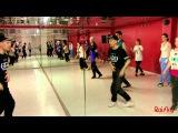 Hip-Hop - Ракитский Кирилл -  Live dance class @RaiSky Dance Studio
