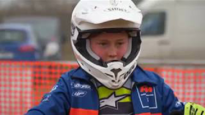 Polish Motocross   III Runda Okręgu Warszawskiego   Zawody   BMSvideo