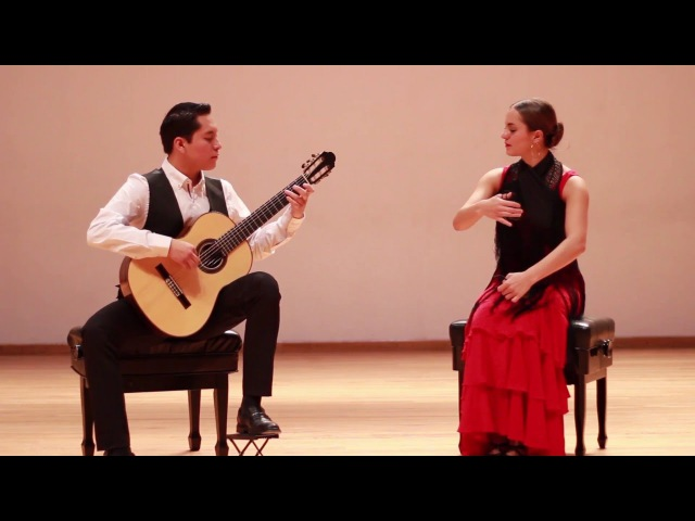 El Vito by Embrujo Mestizo (Guitar and Castanets)